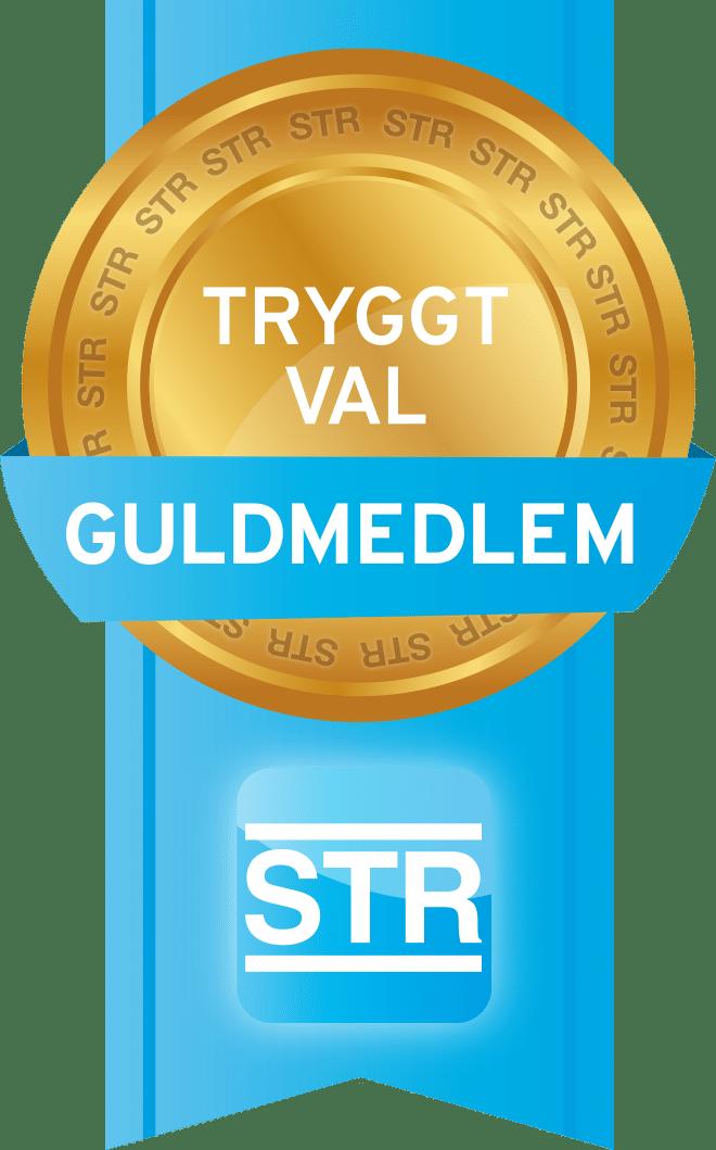 Krekolas Trafikskola är guldmedlem i STR